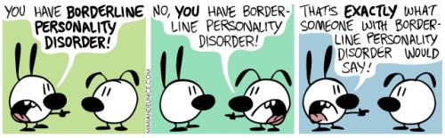 personalitate borderline